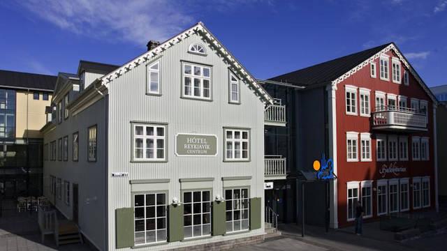 Extrieur Hotel Reykjavik Centrum