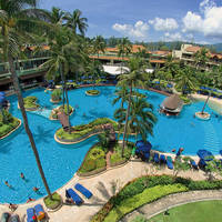 Phuket Marriot Resort & Spa, Merlin Beach