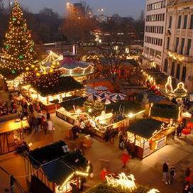 Kerstmarktcruise