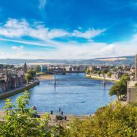 Inverness sfeerimpressie