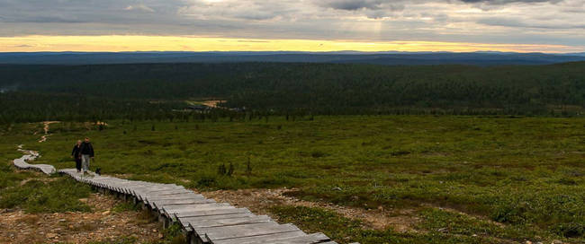 Urho Kekkonen Nationaal Park