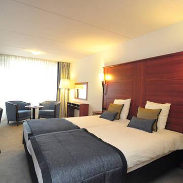 Voorbeeldkamer Hotel Zuiderduin