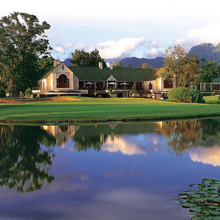 Fancourt Golfcourse South Africa