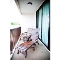 Deluxe Room - balkon