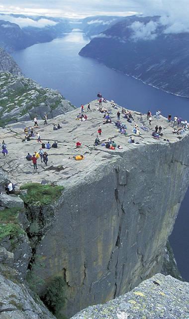 10-daagse fly-drive Het beste van Zuid-Noorwegen