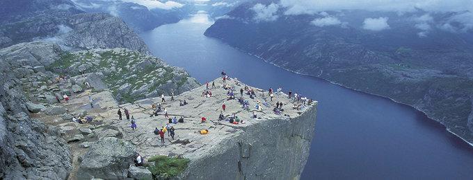 Autovakantie Zuid-Noorwegen