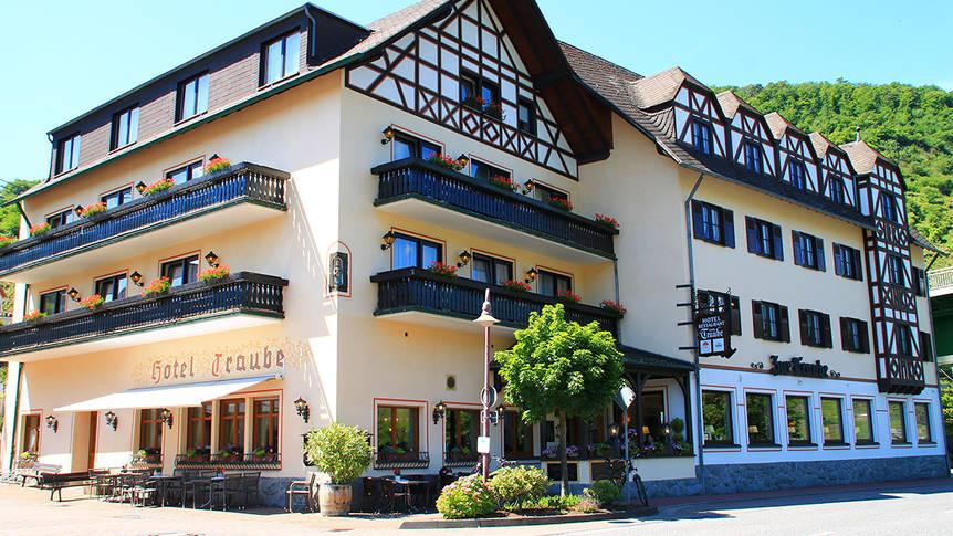 Hotel Zur Traube Loef Hotel Zur Traube