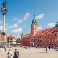 Warschau - Koninklijk Paleis