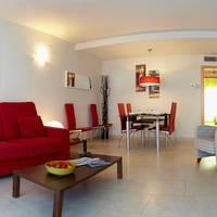 Ibersol SPA Aqquaria - Comedor Apartamento 6 7