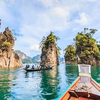 13 daagse groepsrondreis Natuurlijk Zuid Thailand