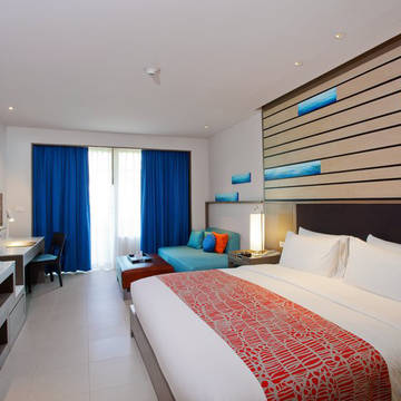 Holiday Inn Resort Phuket - Voorbeeld Superior kamer Holiday Inn Resort Phuket
