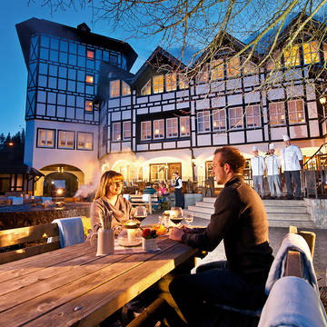 Dorfplatz Dorint Hotel & Sportresort Winterberg