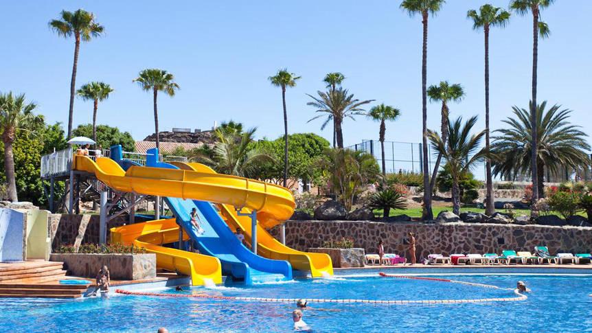Zwembad Hotel Abora Interclub Atlantic by Lopesan Hotels