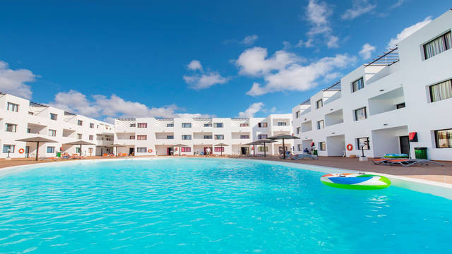 Zwembad Lanzarote Paradise