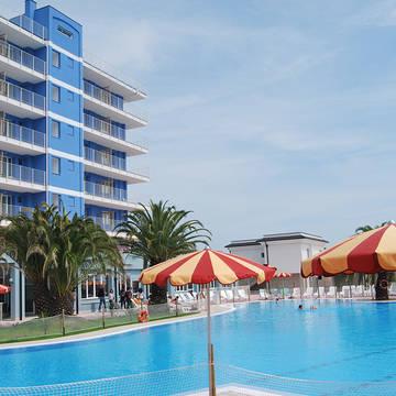 Zwembad Ai Pozzi Village Spa Resort Hotel