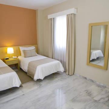 slaapkamer Appartementen Royal Oasis at Pueblo Quinta