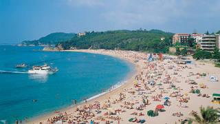Strand Lloret de Mar
