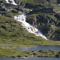 Waterval Hardangervidda