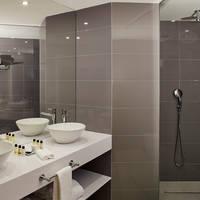 Voorbeeld badkamer Familkiekamer