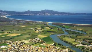 Landschap aan de Costa Brava