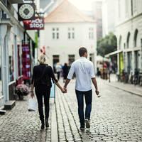 Aarhus winkelen