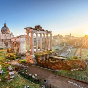 Busreizen Rome