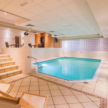 Overdekt zwembad 3-daagse Minivakantie - Hotel Golden Tulip Noordwijk Beach
