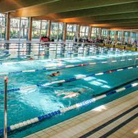 Olympisch binnenzwembad