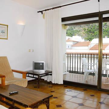 Kamer-1 Appartementen Jardines del Mar