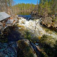 Oulanka Nationaal Park