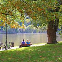 Wandelen en fietsen langs de Moezel & de Rijn