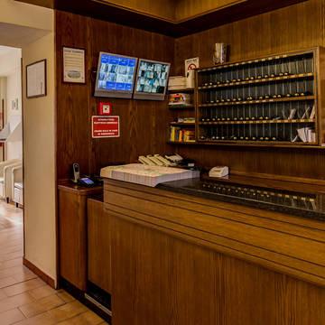 Receptie Hotel Taormina