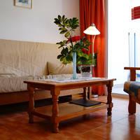 Voorbeeld woonkamer