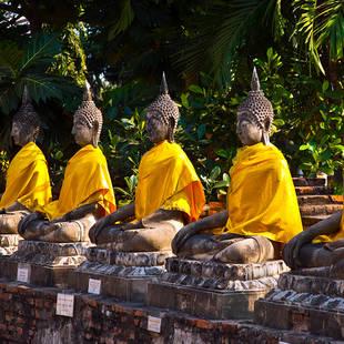 Ayutthaya, Wat Yai Chai Mongkol