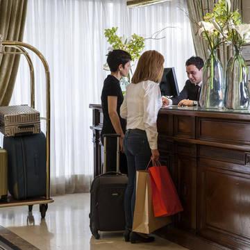 Receptie Hotel Emperador
