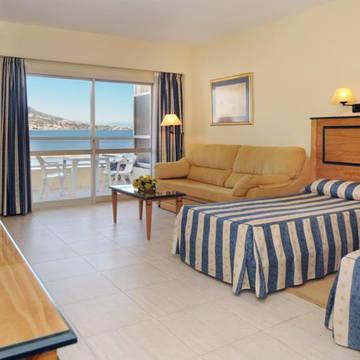 kamer Appartementen PYR Fuengirola