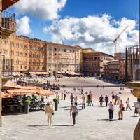 10-daagse busreis, Chianciano Terme Hoogtepunten van Toscane en Umbrie