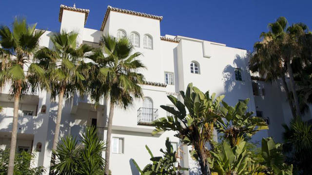 Gebouw Appartementen Royal Oasis at Pueblo Quinta