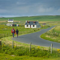 Orkney landschap
