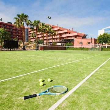 Sportfaciliteiten Fuengirola Beach Aparthotel