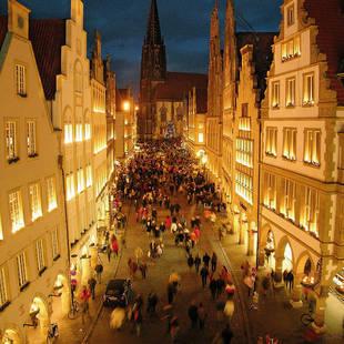 Kerst in Münster