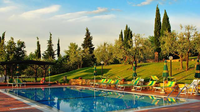 Zwembad Appartementen Borgo di Collelungo