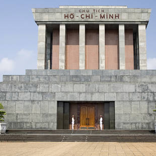 Mausoleum - Hanoi