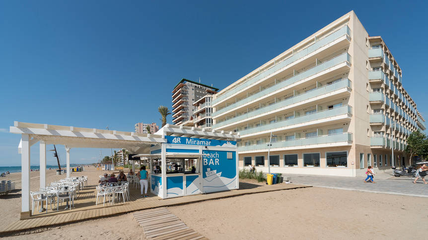 Ligging Hotel 4R Miramar