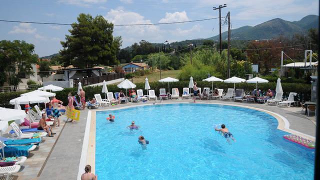 Zwembad Matoula