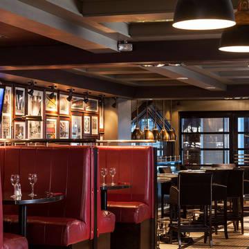 Restaurant Hotel Park Inn Belfast