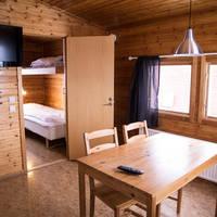 2-kamerwoning slaapkamer en eethoek voorbeeld