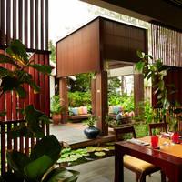 Let's Sea Hua Hin Al Fresco Resort - Diner Al Fresco Garden