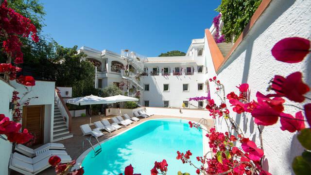 Zwembad Villa Romana Hotel & Spa