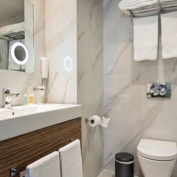 BIO Suites Hotel Rethymnon - Voorbeeldbadkamer BIO Suites Hotel